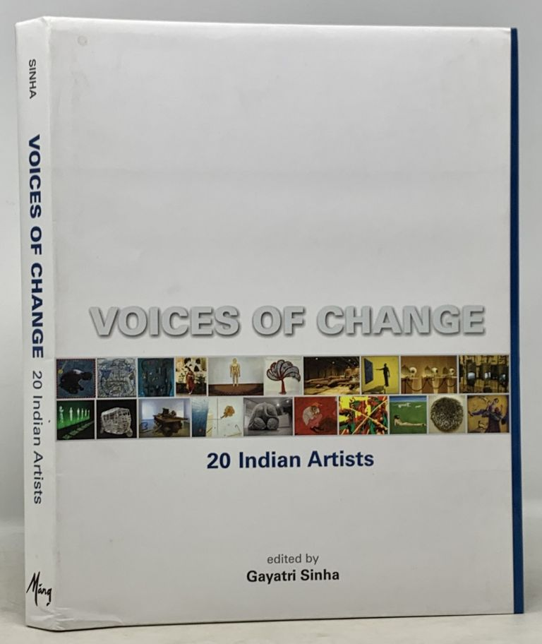 VOICES Of CHANGE. 20 Indian Artists. Gayatri - Sinha.