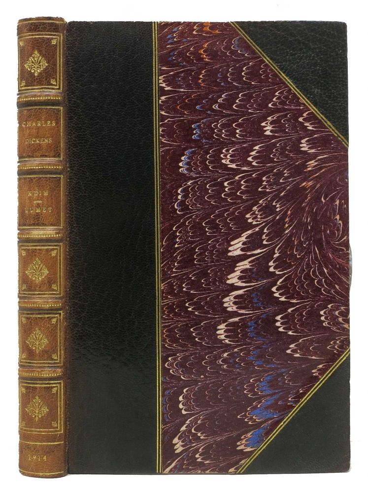 CHARLES DICKENS. Translated from the French by Frederic Taber Cooper. Charles. 1812 - 1870 Dickens, Albert Keim, Louis. Cooper Lumet, Frederic Taber -.