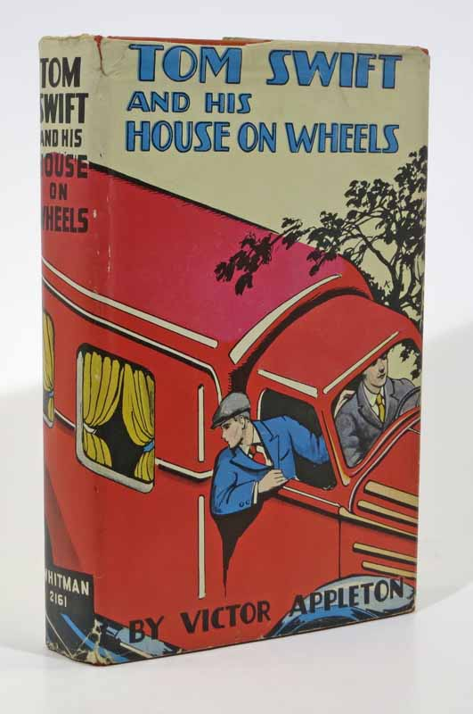 TOM SWIFT And His HOUSE On WHEELS or A Trip to the Mountain of Mystery. Tom Swift Series #32. Victor Appelton.