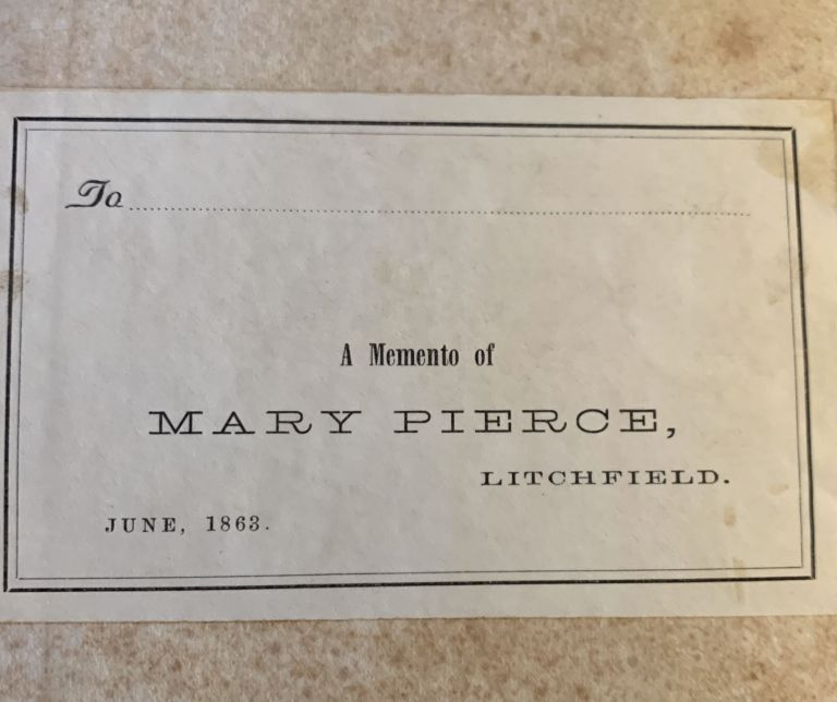 The POSTHUMOUS PAPERS of The PICKWICK CLUB: Containing a Faithful Record of the Perambulations, Perils, Adventures and Sporting Transactions of the Corresponding Members. Part Fifth. Charles . Pierce Dickens, Mary - Former Owner, 1812 - 1870, 1780 - 1863.