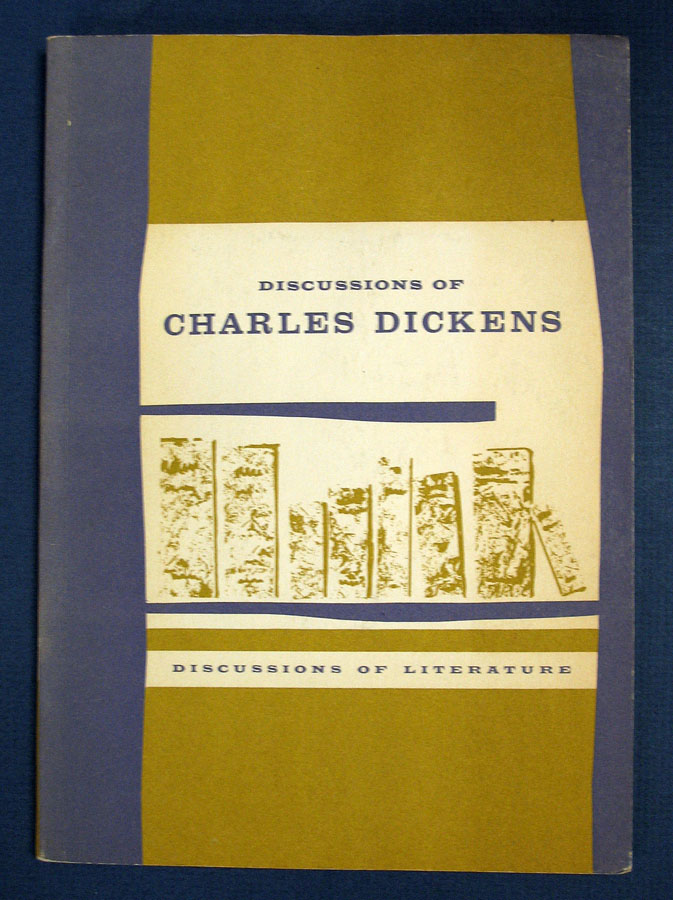 DISCUSSIONS Of CHARLES DICKENS. William Ross - Clark.
