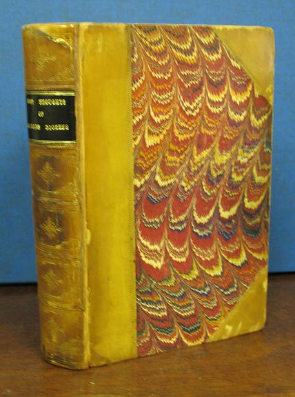 A CYCLOPEDIA Of The BEST THOUGHTS of CHARLES DICKENS. Charles. 1812 - 1870 Dickens, F. G. - Compiler De Fontaine.