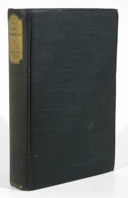 The GAY - DOMBEYS. A Novel.; Preface by H. G. Wells. Charles. 1812 - 1870 Dickens, Sir Harry. Wells Johnston, H. G. - Contributor.