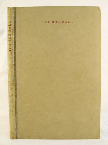 ACCOUNT Of The BALL GIVEN In HONOR Of CHARLES DICKENS In NEW YORK CITY Februrary 14, 1842 from the New York Aurora --- Extra.; Introduction by William Preston Beazell. Charles. 1812 - 1870 Dickens, William Preston - Beazell.