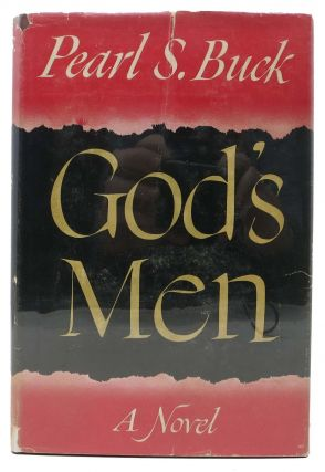 GOD'S MEN. Pearl Buck, ydenstricker. 1892 - 1973