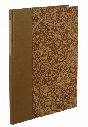 ANOTHER BOOK THAT NEVER WAS. William Morris, Charles Gere, The House of the Wolflings. William Morris, Peter Stansky.