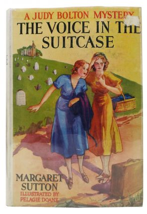 The VOICE In The SUITCASE. The Judy Bouton Mystery Series #8. Margaret Sutton