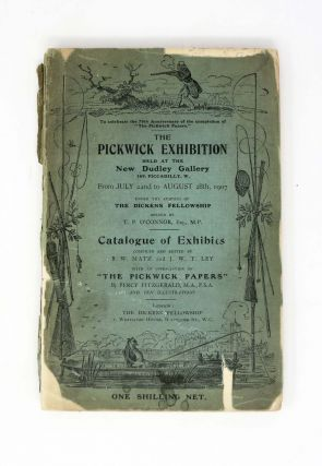 The PICKWICK EXHIBITION. Held at the New Dudley Gallery From July 22nd to August 28th, 1907....