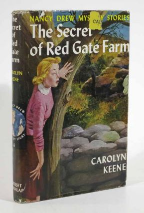 The SECRET Of RED GATE FARM. Nancy Drew Mystery Stories #6. Carolyn Keene