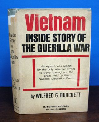 VIETNAM. Inside Story of the Guerilla War. Wilfred G. Burchett