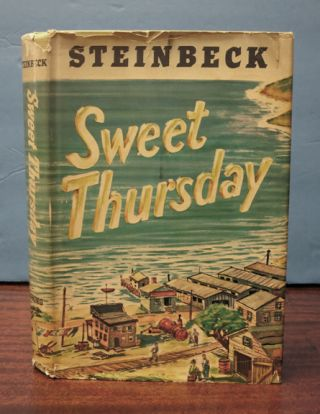 SWEET THURSDAY. John Steinbeck, 1902 - 1968