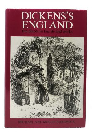 DICKENS'S ENGLAND. Charles. 1812 - 1870 Dickens, Mollie Hardwick, Michael
