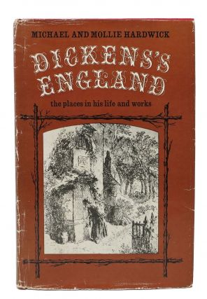 DICKENS'S ENGLAND. Charles. 1812 - 1870 Dickens, Mollie Hardwick, Michael.
