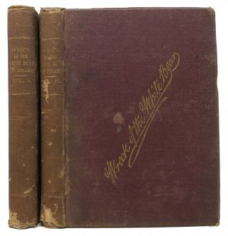 "The WRECK Of The ""WHITE BEAR,"" EAST INDIAMAN. In 2 Volumes. Ellen Edith Alice Ross, Ross Mrs"