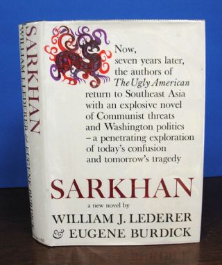 SARKHAN. William J. Lederer, Eugene Burdick