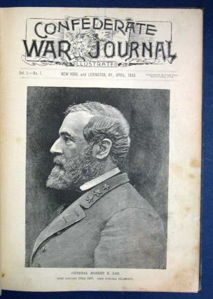 CONFEDERATE WAR JOURNAL. Illustrated. Volume I. Numbers 1 - 12