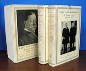 TAFT And ROOSEVELT. The Intimate Letters of Archie Butt, Military Aide. Theordore Roosevelt,...