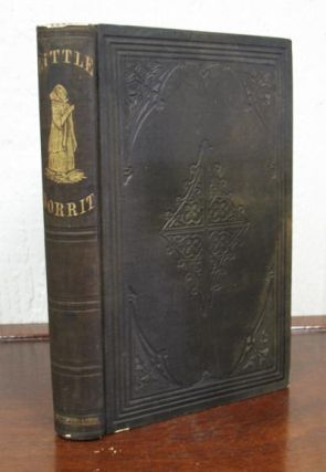 LITTLE DORRIT. Illustrated Edition. Two Volumes Complete in One.; From 'Peterson's Uniform...