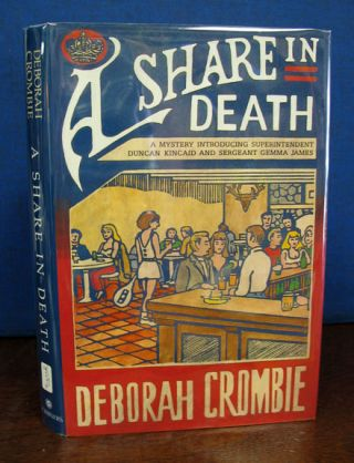 A SHARE In DEATH. Deborah Crombie