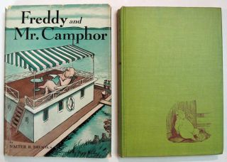 FREDDY And MR. CAMPHOR. Walter R. Brooks, 1886 - 1958