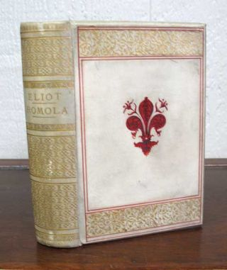 ROMOLA. George Eliot, Mary Anne. 1819 - 1880 pseudonym for Evans