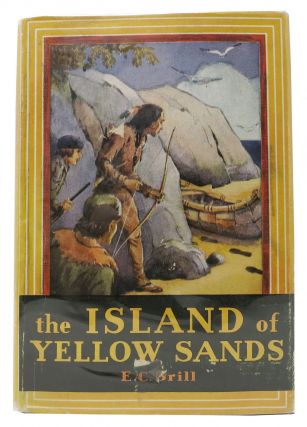 The ISLAND Of YELLOW SANDS. An Adventure and Mystery Story for Boys. Adventure and Mystery...