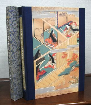 EXPLORING JAPANESE BOOKS And SCROLLS. Colin Franklin
