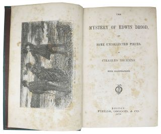 The MYSTERY Of EDWIN DROOD And Some Uncollected Pieces.