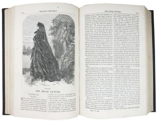 The DEAD LETTER [as Serialized in] BEADLE'S MONTHLY, A Magazine of To-Day. Vol. I - III.