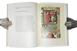 The HOURS Of CATHERINE Of CLEVES.; Introduction and Commentary by John Plummer.