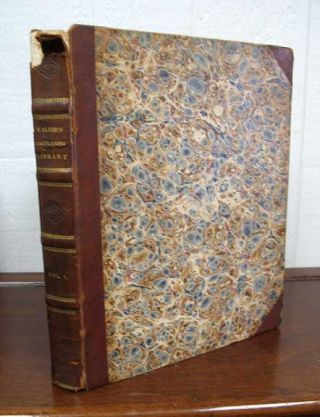 """JOURNAL OF THE REV. TIMOTHY FLINT FROM THE RED RIVER TO THE QUACHITTA or WASHITA, in Louisiana in 1835"" [as published in] The SELECT CIRCULATING LIBRARY. Containing the Best Popular Literature, Including Memoirs, Biography, Novels, Tales, Travels, Voyages, &c. Part I - 1836. [bound with] THE JOURNAL Of BELLES LETTRES. PART I. Nos 1 - 26. 1836."