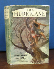 The HURRICANE. Charles Nordhoff, James Norman Hall, Bernard. 1887 - 1947, 1887 - 1951