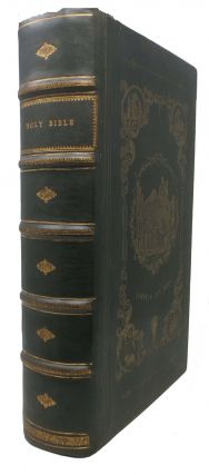 The MOST SUPERB FOLIO And SELF INTERPRETING BIBLE. Containing the Old and New Testaments With a Paraphrase on the Most Obscure and Important Parts. Explanatory Notes and Evangelical Reflections By the Late Reverend John Brown, Minister of the Gospel at Haddington.