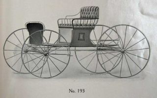 The STURTEVANT - LARRABEE COMPANY. Builders of Fine CARRIAGES And SLEIGHS. Binghamton, New...