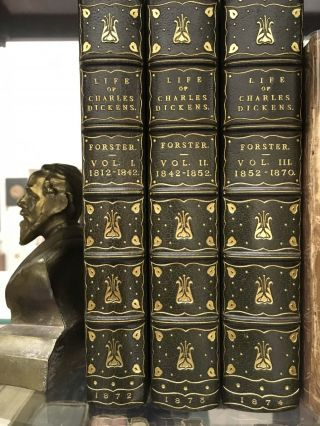 The LIFE Of CHARLES DICKENS.