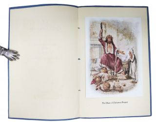 LOT Of 13 CHRISTMAS BOOKLETS [plus] 'Thank You for Expression of Sympathy' Printed Notecard [inscribed by (?) Newton].