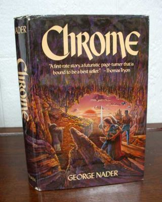 CHROME. Gay Literature, George Nader