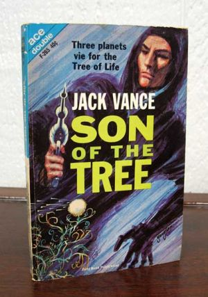 SON Of The TREE [bound with] The HOUSES Of ISZM. Ace Double F-265. Jack Vance, b. 1916