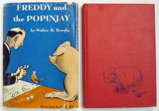 FREDDY And The POPINJAY. Walter Brooks, ollin. 1186 - 1958