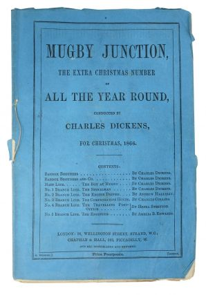 MUGBY JUNCTION. The Extra Christmas Number of All The Year Round, Conducted by Charles Dickens,...