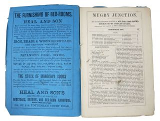 MUGBY JUNCTION. The Extra Christmas Number of All The Year Round, Conducted by Charles Dickens, for Christmas, 1866.