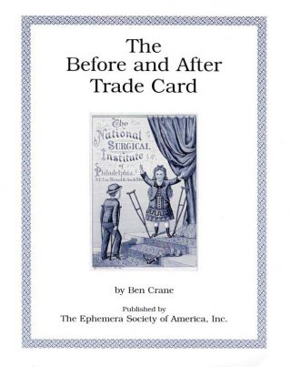 The BEFORE And AFTER TRADE CARD. Ben Crane