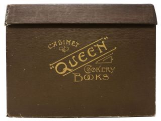 "The ""QUEEN"" COOKERY BOOKS. Set of 14 Titles (Complete"