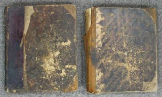 THOUGHTS Of IDLE HOURS. Volume 1, 1862 - 1890. Volume 2, 1889 - 1893.