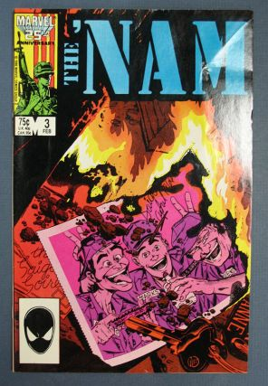 "The NAM. Volume 1. No. 3. ""Three Day Pass."" Comic Book, Doug Murray"