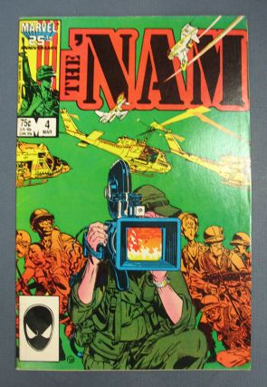 "The NAM. Volume 1. No. 4. ""Six O'Clock News."" Comic Book, Doug Murray"