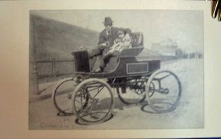The WHITNEY MOTOR WAGON CO. Builders of Self-Propelling Vehicles of All Styles and for All Kinds of Service. 1897.