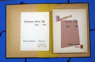 AMERICAN HOME LIFE. 1650 ... 1905. American Adventure Series No. I. Margaret - Author. Fine...