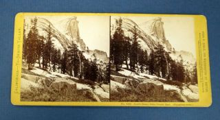 CALIFORNIA -- YO - SEMITE VALLEY. South Dome, From Clouds' Rest. (Perpetual Snow). 1190....