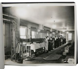 INDIANA TELEPHONE COMPANY / BELL Services / AT&T PLANT SUPERVISOR'S ARCHIVE. Photograph albums, Labor and conference reports, trade magazines, etc., Circa 1920 - 1957.
